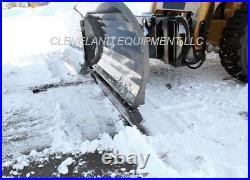120 VIRNIG V-SNOW PLOW ATTACHMENT Bobcat Skid Steer Loader V-Plow V-Blade 10