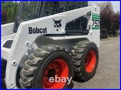 1996 Bobcat 753 Skid Steer