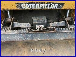 2012 CAT 279C2 Track Skid Steer