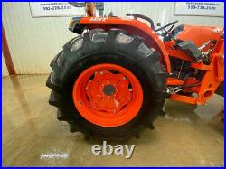 2014 Mx5200 Hst Tractor Loader With Orops, 4x4, Skid Steer Quick Attach