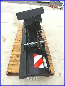 2020 Great Bear YS-86 84 Skid Steer Loader Tractor Hyd Dozer Blade / Snow Plow