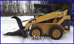 62 XL STUMP GRAPPLE BUCKET ATTACHMENT New Holland Terex Skid Steer Track Loader