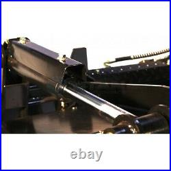 72 Root Grapple Bucket & 48 HD Pallet Forks PACKAGE Skid Steer Loader Tractor