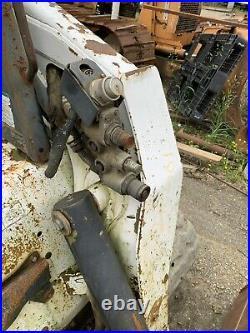 BOBCAT T300 Track Skid Steer Loader Tractor. Excellent Shape