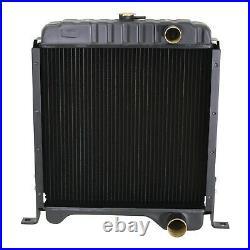 Case Skid Loader Skid Steer Tractor Radiator 1840 1845C OE# 1347609C1 1A12192