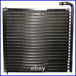Hydraulic Oil Cooler A184084 Fits Case IH Skid Steer Loader 1840 1845C 1835C 183