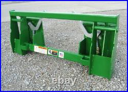 John Deere 240 245 260 265 Loader To Skid Steer Quick Attach Adapter 831980