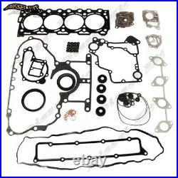 Kubota V3307 Engine Rebuild Kit with Head Bolts For S630 S650 Bobcat Skid Loader