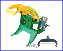 Log Grab for Tractor Loader/ Skid Steer-FREE SHIPPING