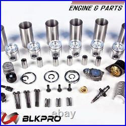 Motor Starting For Cummins 24V 37MT 4BT 4932320 4935789 ST9016 3939013 3965282