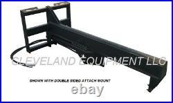 NEW 35 TON LOG / WOOD SPLITTER ATTACHMENT Bobcat Kubota Skid Steer Track Loader