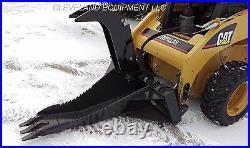NEW 62 XL STUMP GRAPPLE BUCKET ATTACHMENT For Bobcat Skid Steer Track Loader