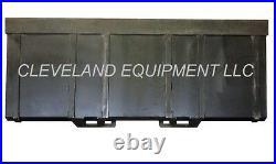 NEW 66 SD LOW PROFILE BUCKET Skid-Steer Loader Attachment John Deere Mustang nr