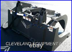 NEW 72 HD GRAPPLE BUCKET ATTACHMENT for fits Bobcat Skid Steer Track Loader 6