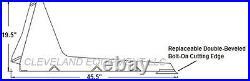 NEW 72 LAND LEVELER ATTACHMENT Skid Steer Track Loader Landplane Grader Planer