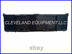 NEW 72 SD LOW PROFILE BUCKET Skid-Steer Loader Attachment Holland Terex Case 6