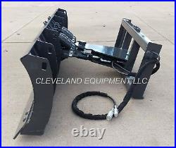 NEW 84 COMPACT TRACTOR / SKID STEER SNOW PLOW BLADE ATTACHMENT Bobcat Loader 7