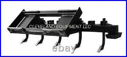 NEW 84 RIPPER SCARIFIER ATTACHMENT Skid Steer Track Loader Tiller Cultivator 7