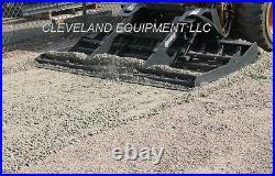 NEW 84 VIRNIG LAND LEVELER ATTACHMENT Skid Steer Track Loader Land Plane Planer