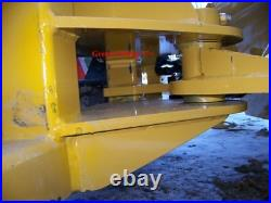 NEW 96 8' SNOW PLOW SKID STEER LOADER, Quick Attach-Tractors, bobcat, holland, case