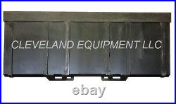 NEW HD 72 LOW PROFILE BUCKET Skid Steer Loader Tractor Attachment Bobcat Kubota