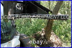 NEW HD TREE POST PULLER ATTACHMENT Skid Steer Loader Tractor Tree Ripper Bobcat