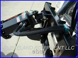 NEW PREMIER MD18 HYDRAULIC AUGER DRIVE ATTACHMENT Kubota Case Skid Steer Loader