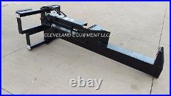 New 35 Ton Skid Steer Loader Inverted Log Splitter Attachment