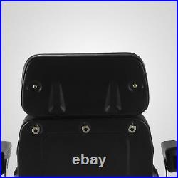 New Suspension Seat Tractor Excavator Wheel Loaders Skid Loaders With Seat Belt