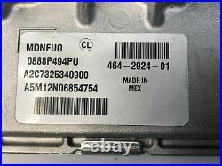 OEM Caterpillar CAT 464-2924 ECM Module for Track-Type or Skid Steer Loaders NEW