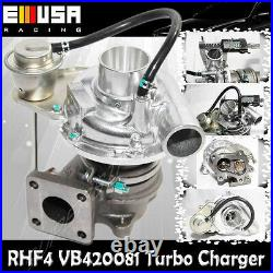 RHF4 Turbo for Shibaura CAT 247 Series Skid Tractor Loader N844L