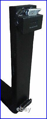 Titan 60 Pallet Fork Attachment Skid Steer Universal HD Pro Duty Tractor Loader